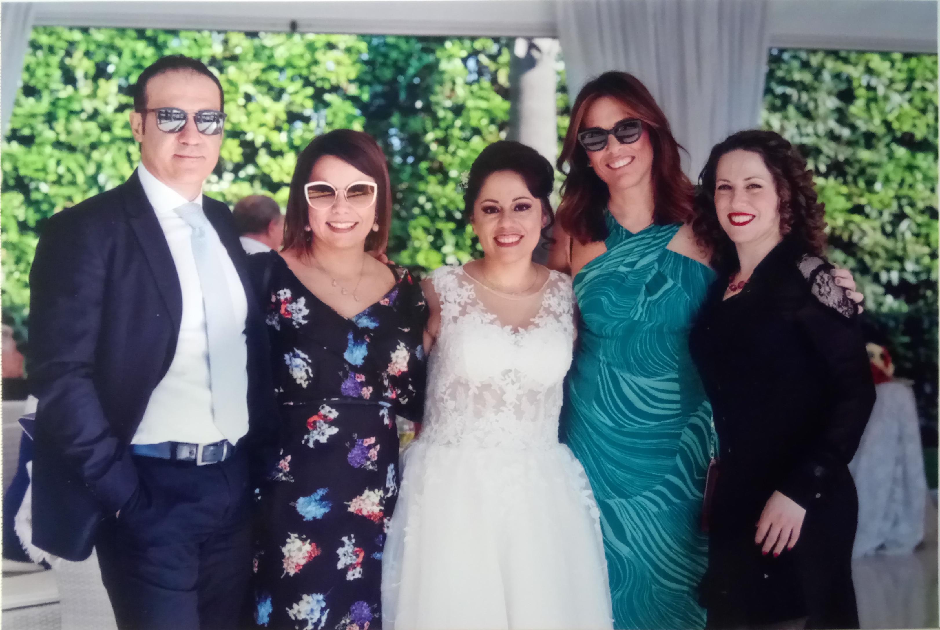 Emiliana's wedding